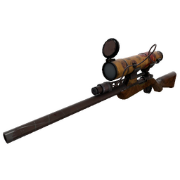 Dressed to Kill Sniper Rifle (Well-Worn)