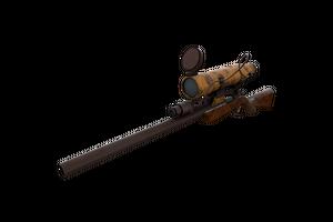 Strange Professional Killstreak Dressed To Kill Sniper Rifle Factory New
