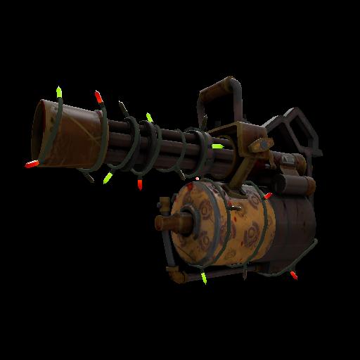 Strange Minigun