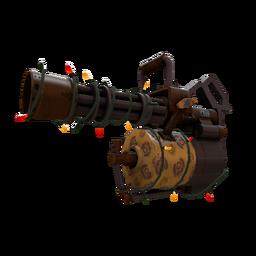 Festivized Dressed to Kill Minigun (Factory New)