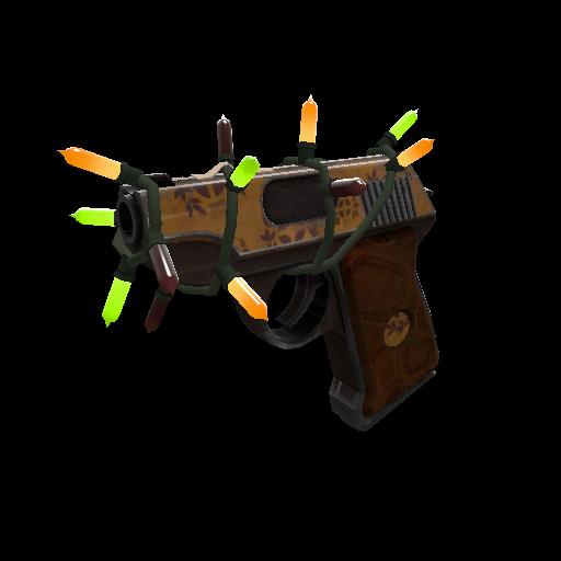 Somewhat Threatening Pistol