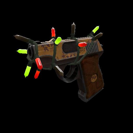 Uncharitable Pistol