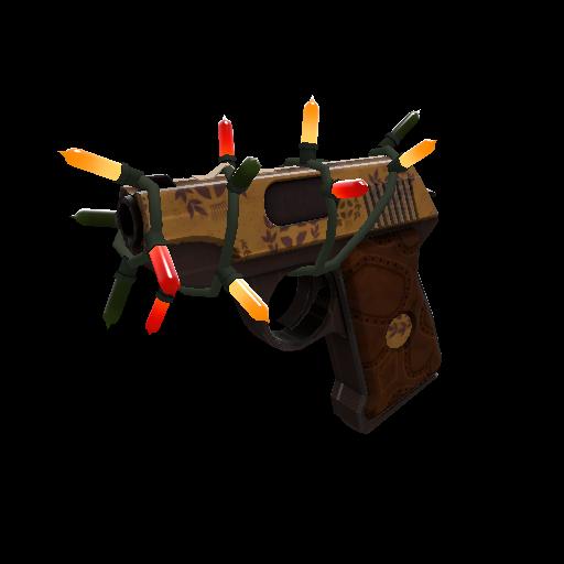 Unremarkable Pistol
