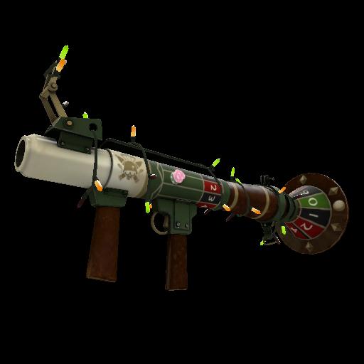 Strange Rocket Launcher