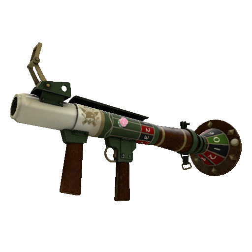 High Rollers Rocket Launcher