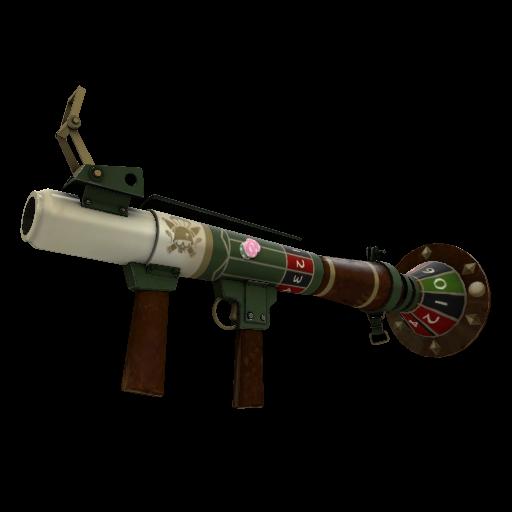 Strange Killstreak Rocket Launcher