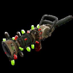 Festivized High Roller's Medi Gun (Well-Worn)