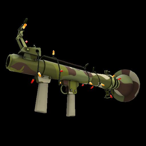 Server-Clearing Professional Killstreak Rocket Launcher