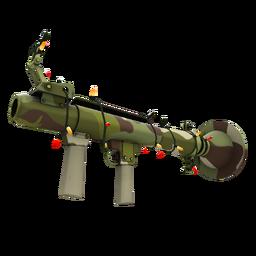 Festivized Woodland Warrior Rocket Launcher (Factory New)