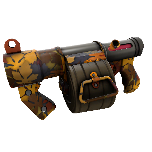 Autumn Stickybomb Launcher