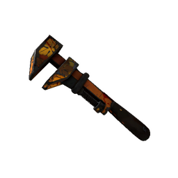 Strange Autumn Wrench (Battle Scarred)