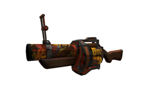 Autumn Grenade Launcher Well Worn