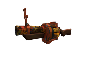 Autumn Grenade Launcher Minimal Wear