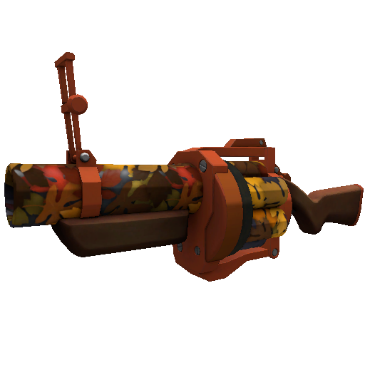 Autumn Grenade Launcher