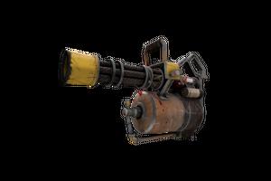 Nutcracker Minigun Well Worn