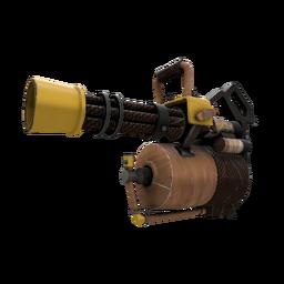 Strange Killstreak Nutcracker Minigun (Minimal Wear)