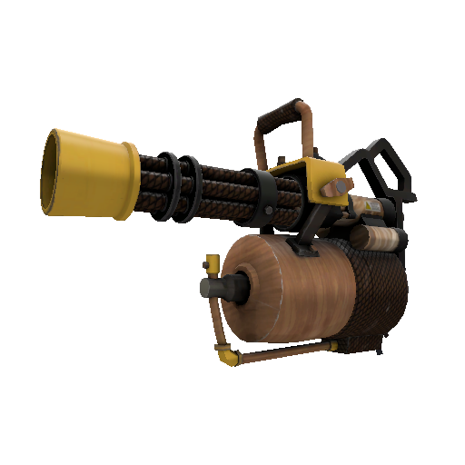 Nutcracker Minigun