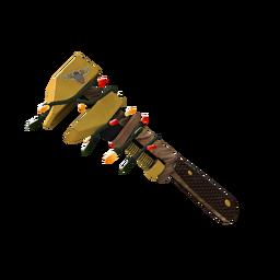 Strange Festivized Specialized Killstreak Nutcracker Wrench (Factory New)