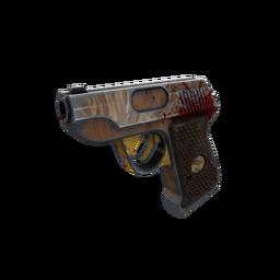 Nutcracker Pistol (Battle Scarred)