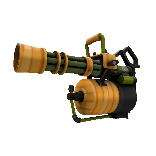Pumpkin Patch Minigun