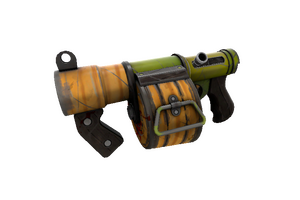Pumpkin Patch Stickybomb Launcher Field Tested