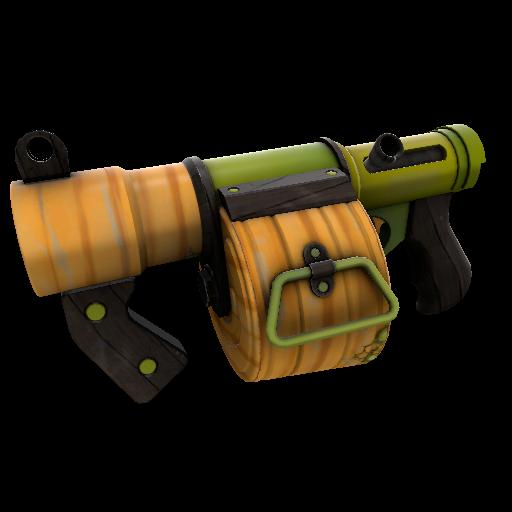 Pumpkin Patch Stickybomb Launcher