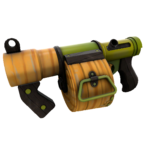 Pumpkin Patch Stickybomb Launcher