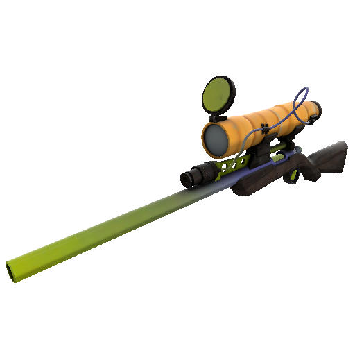 Pumpkin Patch Sniper Rifle