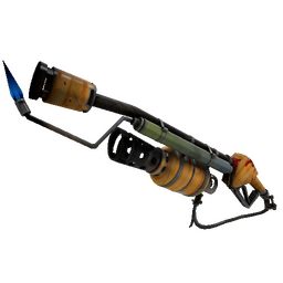 Specialized Killstreak Pumpkin Patch Flame Thrower (Field-Tested)