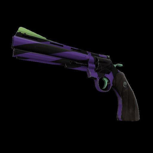 Macabre Web Revolver
