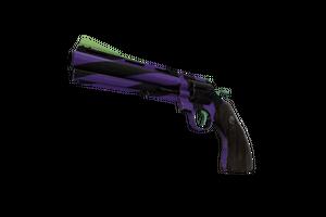 Strange Professional Killstreak Macabre Web Revolver Factory New