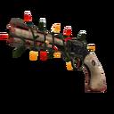 Festive Killstreak Boneyard Revolver (Well-Worn)
