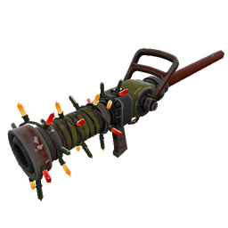 Festivized Wildwood Medi Gun (Minimal Wear)