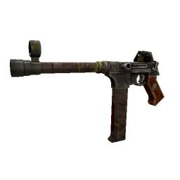 free tf2 item Wildwood SMG (Well-Worn)