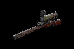 Wildwood Sniper Rifle Well Worn