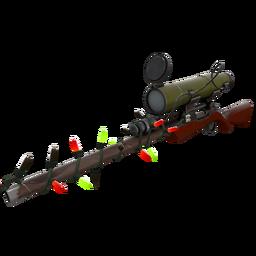 Festivized Wildwood Sniper Rifle (Minimal Wear)