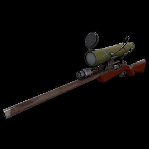 Positively Inhumane Sniper Rifle