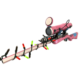 Festivized Specialized Killstreak Balloonicorn Sniper Rifle (Factory New)