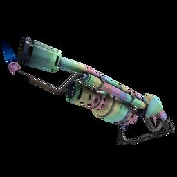 Specialized Killstreak Rainbow Flame Thrower (Factory New)