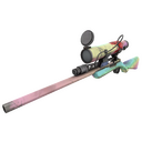 Strange Professional Killstreak Rainbow Sniper Rifle (Field-Tested)