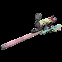 Strange Specialized Killstreak Rainbow Sniper Rifle (Field-Tested)