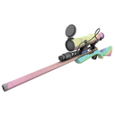 Strange Specialized Killstreak Rainbow Sniper Rifle (Minimal Wear)