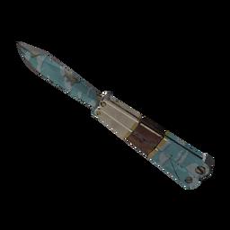 Strange Killstreak Blue Mew Knife (Minimal Wear)