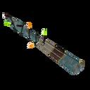 Strange Festive Blue Mew Knife (Factory New)