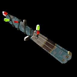 Festivized Specialized Killstreak Blue Mew Knife (Factory New)