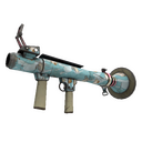 Unusual Blue Mew Rocket Launcher (Field-Tested)