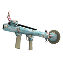 Blue Mew Rocket Launcher (Factory New)