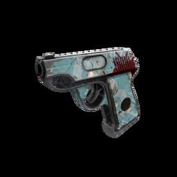 Strange Blue Mew Pistol (Well-Worn)