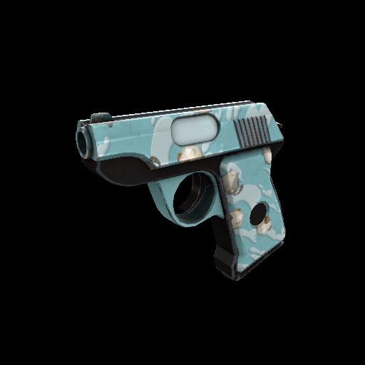Blue Mew Pistol
