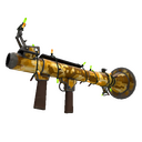 Strange Festive Sand Cannon Rocket Launcher (Field-Tested)